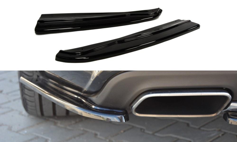 Splittery Tylne Boczne Mercedes CLS C218 - GRUBYGARAGE - Sklep Tuningowy
